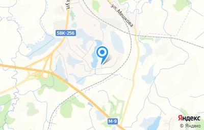 Местоположение на карте пункта техосмотра по адресу Псковская обл, г Новосокольники, ул Тракторная, д 31