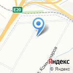 Деликатесы Белоруссии на карте Санкт-Петербурга