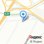 ЛенРусСтрой на карте Санкт-Петербурга