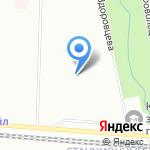 Средняя общеобразовательная школа №390 на карте Санкт-Петербурга