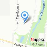 Нептун на карте Санкт-Петербурга