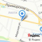 Кембриджская Международная Школа на карте Санкт-Петербурга