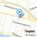 Platinum garage на карте Санкт-Петербурга