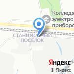 АвтоВАЗ на карте Санкт-Петербурга