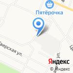 Компания АФГАНЕЦ на карте Санкт-Петербурга
