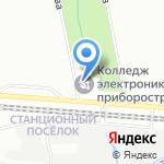ПЛ 130 на карте Санкт-Петербурга