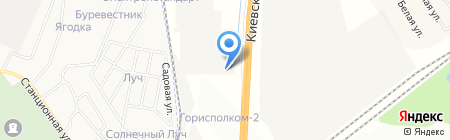 Санкт-Петербургская таможня на карте Гатчины