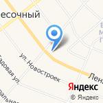 ТВЕЛЬ на карте Санкт-Петербурга