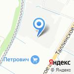 ТАХОГРАФ-78.RU на карте Санкт-Петербурга