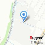 Текомхим на карте Санкт-Петербурга
