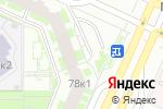Схема проезда до компании РусАлка в Санкт-Петербурге