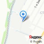 Ньютек на карте Санкт-Петербурга