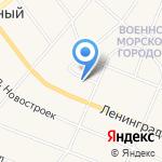 Библиотека №2 на карте Санкт-Петербурга