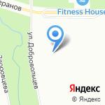 Ритм на карте Санкт-Петербурга