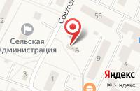 Схема проезда до компании Веревский сельский культурно-досуговый центр в Вайе