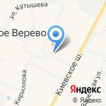 Почтовое отделение №354 на карте Санкт-Петербурга