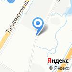 Центр Грузоподъемного Оборудования на карте Санкт-Петербурга