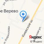 Веревская сельская библиотека на карте Санкт-Петербурга