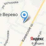 Технолог на карте Санкт-Петербурга
