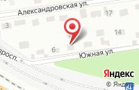 Схема проезда до компании Престиж в Щербинке