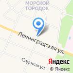 Чегевара на карте Санкт-Петербурга