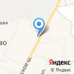 Салют на карте Санкт-Петербурга