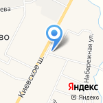 РиМ на карте Санкт-Петербурга