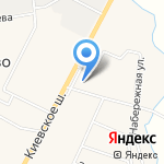 У Людмилы на карте Санкт-Петербурга
