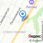 Удачная покупка на карте Санкт-Петербурга