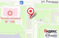 Схема проезда до компании Точка в Санкт-Петербурге