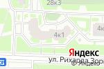 Схема проезда до компании Jean-Ivan Popinaco в Санкт-Петербурге