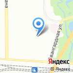 Алгоритм на карте Санкт-Петербурга