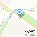 Барс-Гидравлик Групп на карте Санкт-Петербурга