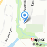 Храм святых мучеников Адриана и Наталии на карте Санкт-Петербурга