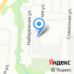 Старо-Паново на карте Санкт-Петербурга