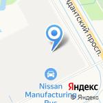 СП ГРУП на карте Санкт-Петербурга