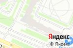 Схема проезда до компании Магазин товаров из Финляндии в Санкт-Петербурге