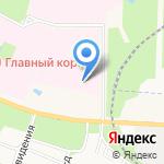 Санкт-Петербургский клинический научно-практический центр специализированных видов медицинской помощи (онкологической) на карте Санкт-Петербурга