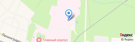Российский научный центр радиологии и хирургических технологий на карте Санкт-Петербурга