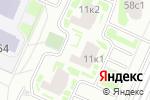 Схема проезда до компании Перемолка в Санкт-Петербурге