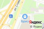 Схема проезда до компании Пинскдрев-Санкт-Петербург в Санкт-Петербурге