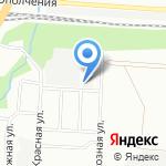 Стройка на карте Санкт-Петербурга