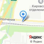 AQUADRIVE на карте Санкт-Петербурга