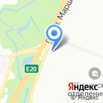 Шиповник на карте Санкт-Петербурга