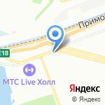 Гелиос-Парк на карте Санкт-Петербурга