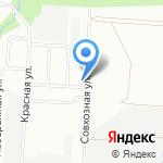 Охотничий Домик на карте Санкт-Петербурга