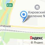 Хорошие колеса на карте Санкт-Петербурга