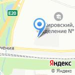 Микроб Сервис на карте Санкт-Петербурга