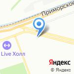 Право Групп на карте Санкт-Петербурга