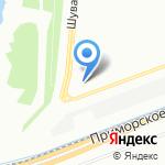 БауПрофиль на карте Санкт-Петербурга